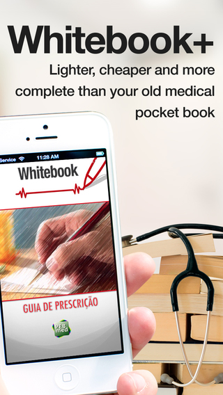 Whitebook+ Medical Prescriptions and Drugs Guide for Physicians and Medical Students