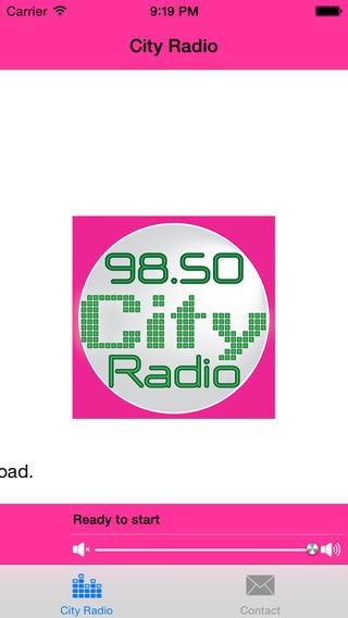 City Radio 98.50