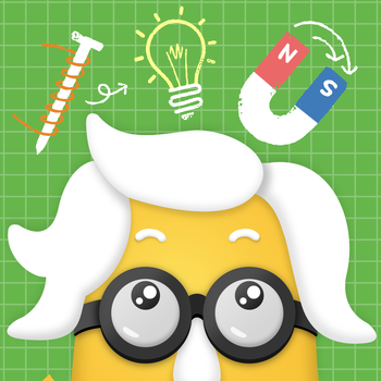 Meet Science: Magnetism and Electricity LOGO-APP點子