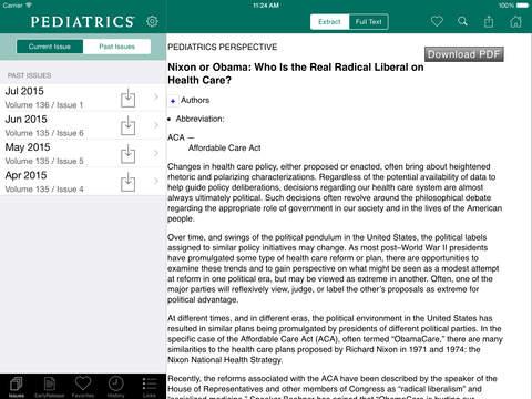 AAP Journals|玩醫療App免費|玩APPs