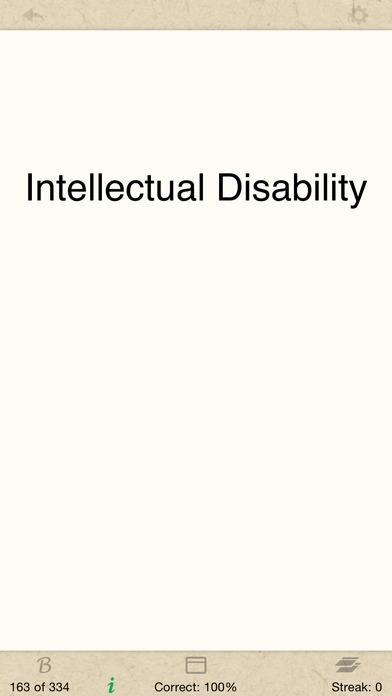 StudyPsych: EPPP Flash Card Set iPhone Screenshot 4