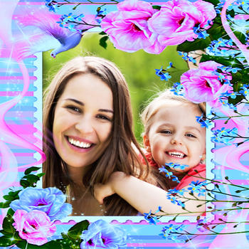 Mothers' Day Frames Exquisite 攝影 App LOGO-硬是要APP