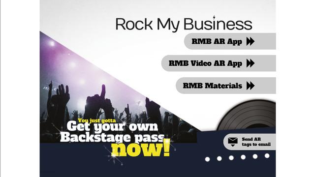 Rock My Business AR