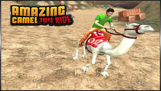 Amazing Camel Joy Ride