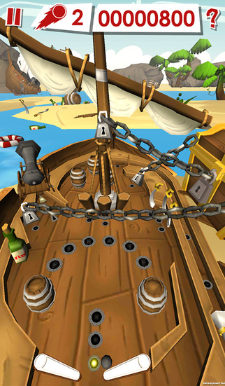 Pinball Planet Pro iPhone Screenshot 2