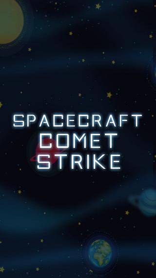 Spacecraft Comet Strike PRO