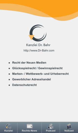 Kanzlei Dr. Bahr
