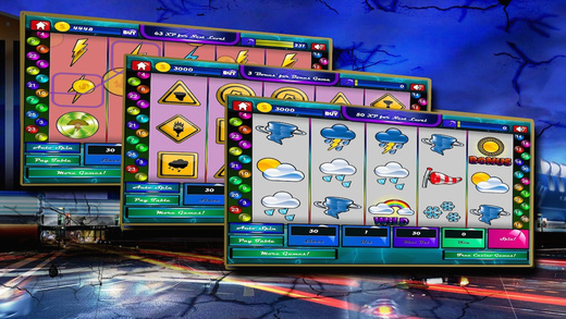 Disaster Slots - Pro Casino Game