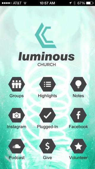 Luminous Church