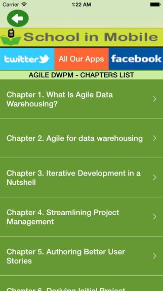 Agile DWPM Tutorial