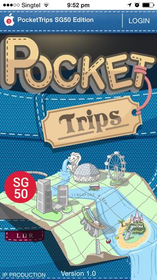 Pocket Trips SG50 Edition