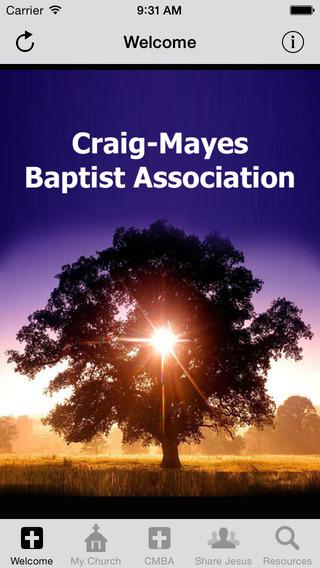 Craig-Mayes Baptist Association