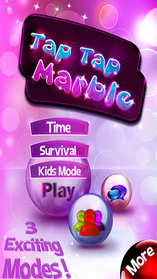 Tap Tap Marble Free – A Challenging Bubble Crush Game