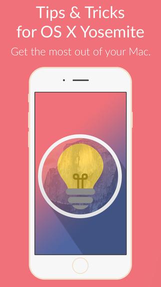 Tips Tricks for OS X Yosemite