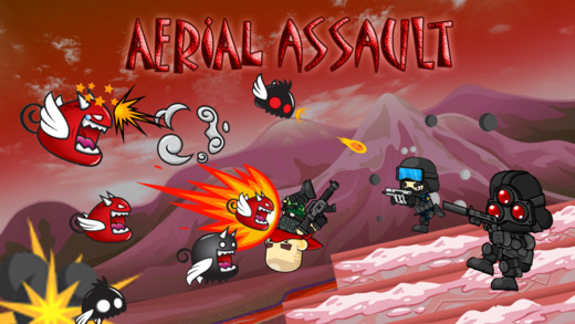 Aerial Assault – Special Agent Killers on a Secret Mission