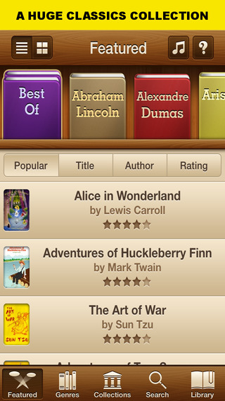 Free Books - 23 469 Classics To Go - The Ultimate Ebooks And Audiobooks Library In Your Pocket
