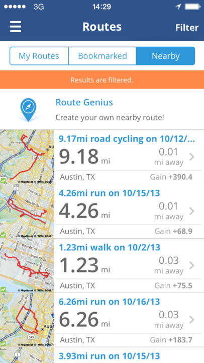 Map My Fitness+ - Workout Trainer for General Fitness, Running, Cycling, GPS Tracking and Calorie Counter - iPhone Mobile Analytics and App Store Data