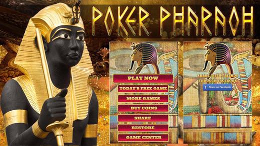 Poker Pharaoh - Absolute 88 Video Poker for Winners
