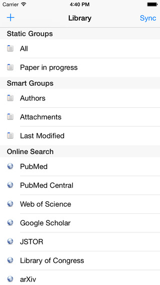 PubMed On Tap Lite
