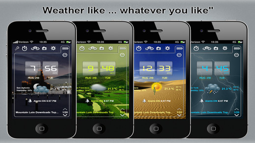 Multi Weather Live Tool