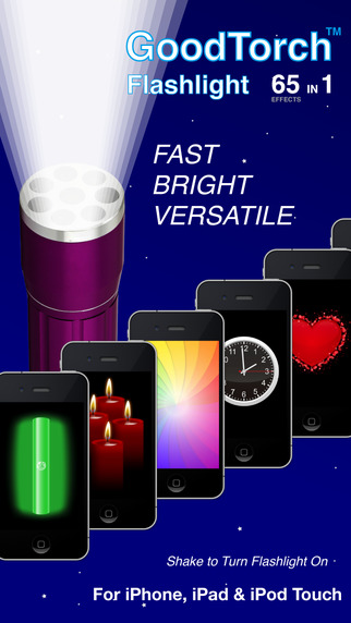 Flashlight GoodTorch Pro