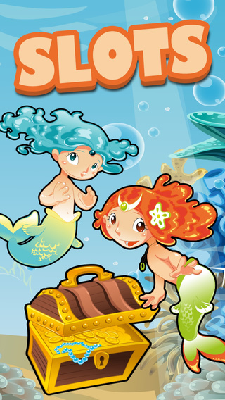 Amazing Mermaid's Fairytale Slots - Win The Jackpot In The Party Casino Playing In A Craze Journey P