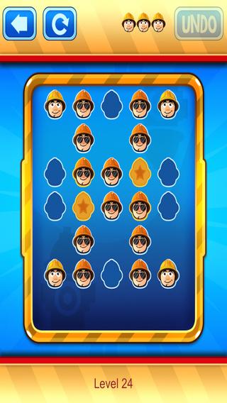 Fireman Arcade Puzzle