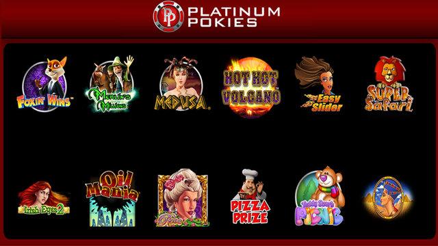 Platinum Pokies