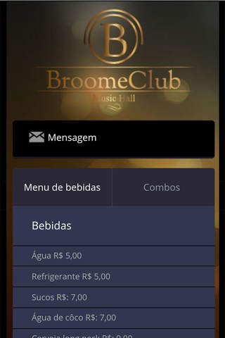 Broome Club screenshot 4