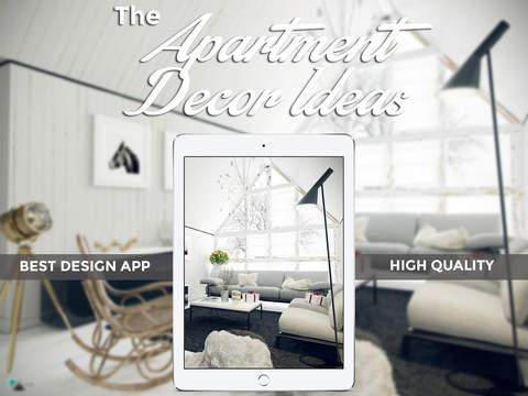 Apartment Interior Decor Ideas for iPad