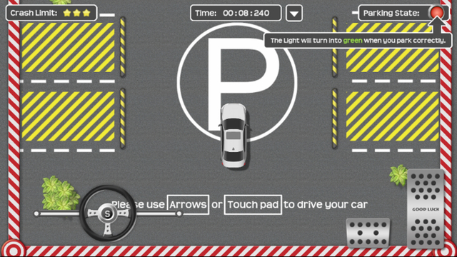 Car Parking HD Game Free - Street Parking Chicago app for GPS navigation to any open spot