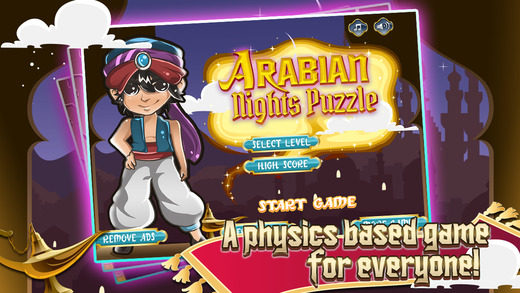 Arabian Nights Puzzle - Impossible Action Survival Game