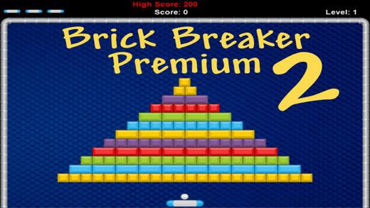 Brick Breaker Premium 2