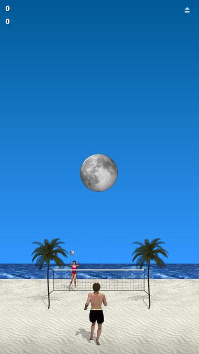 Beach Volleyball iPhone Screenshot 2