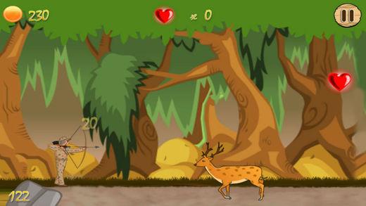 Hunting Animal Games: Sniper Deer Hunter Shooting Game 2