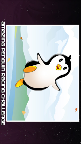 Amazing Penguin Racing Challenge Free