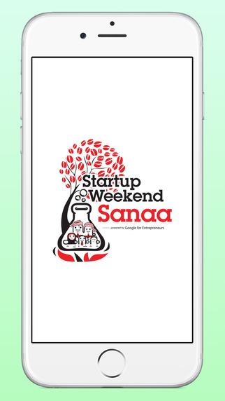 Startup Weekend Sanaa
