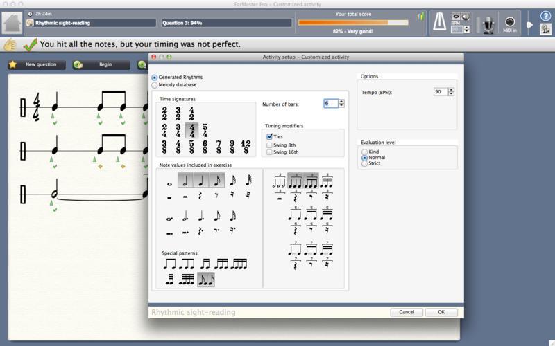 EarMaster Pro Screenshot - 5
