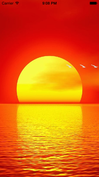 Sunrise and Sunset for Hue