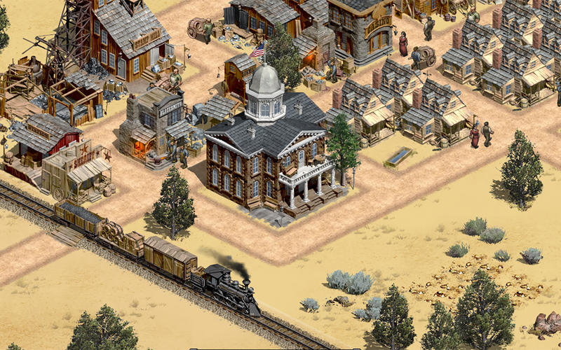 1849: Gold Edition Screenshots