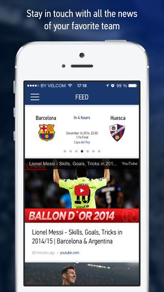 Barca Live – Barcelona Football Club Live Scores Results News of Barcelona FC
