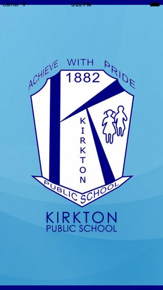 Kirkton Public School - Skoolbag