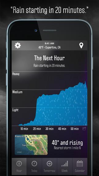 Weather Nerd - Forecasts Radar