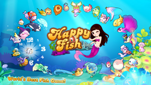 Happy Fish: Dream Aquarium~
