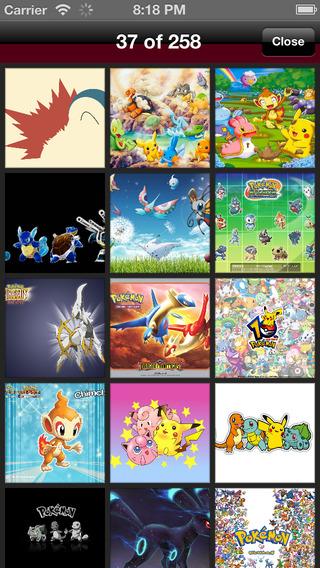 Wallpaper for Pokemon HD