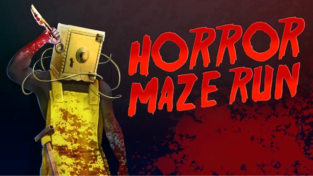 Horror Maze Run