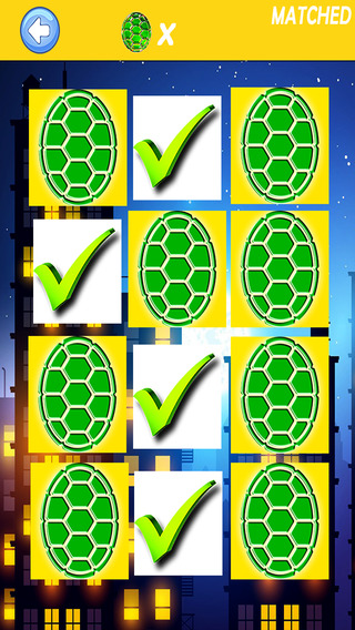 Brain Puzzle Game for TMNT