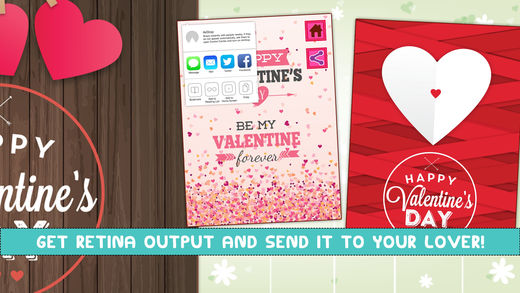 Happy Valentines Day Card Maker Free on the App Store – Valentine Card Maker Free