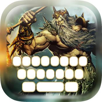 KeyCCM – Greek Gods : Custom Color & Wallpaper Keyboard Of Mythology Themes LOGO-APP點子