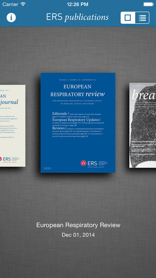 ERS Publications